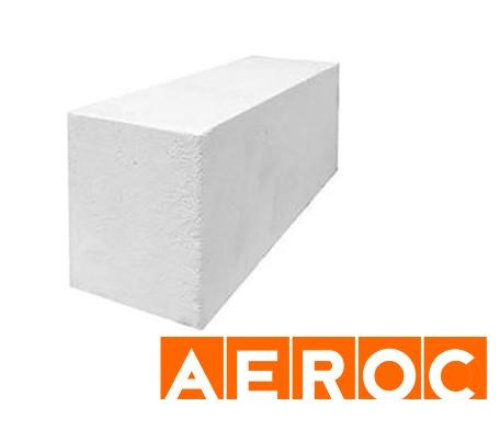 Газобетонные блоки Aeroc АЭРОК