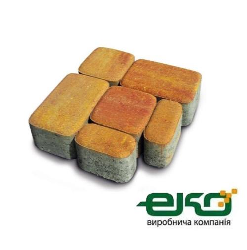 Тротуарная плитка Эко