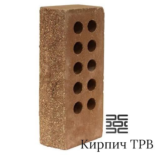 Кирпич ТРВ скала пустотелый